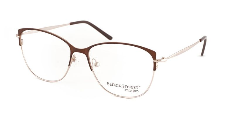 Ralf Überschär: Brillenkollektion Black Forest marion